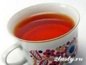 Рецепт Польза черного чая для организма (фото)