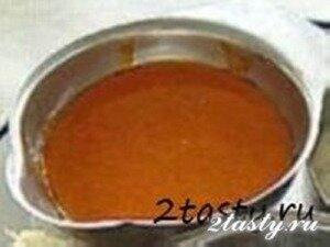 Рецепт Коричневый бульон (фото)