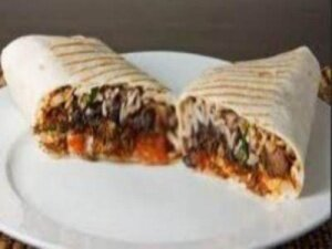 Фото: Дважды обжаренный «Буррито» с мясом