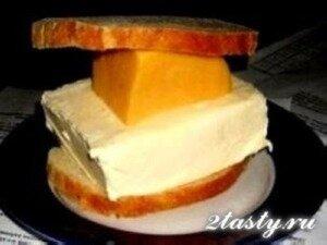 Рецепт Бутерброд «Щедрость» (фото)