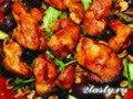 Индийский цыпленок тандури