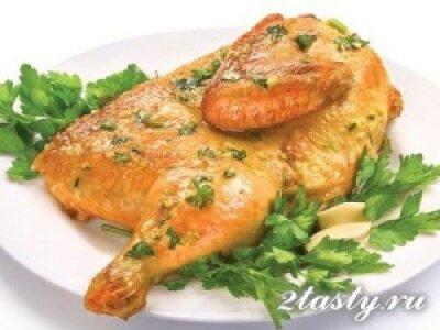Рецепт Цыплята жареные (фото)