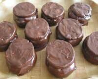 Фото: Домашнее печенье Чоко-пай