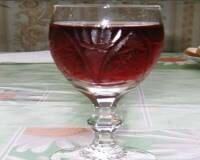 Рецепт Крепленое домашнее вино из красной смородины (фото)