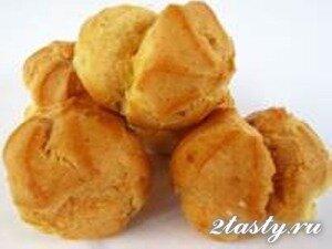 Рецепт Эклеры с начинкой на закуску (фото)