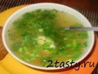 Рецепт Рыбный суп с квашеной капустой (фото)