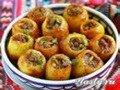 Картофель (Батата махши) фаршированный