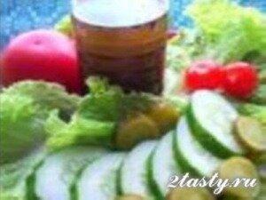 Фото: Масло грибное для заправки салатов