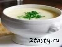 Фото: Молочный суп с фасолью