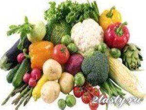 Фото: Время приготовления овощей