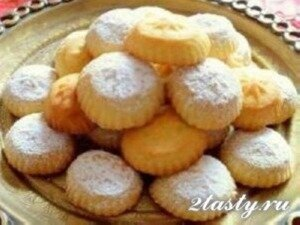 Рецепт Печенье «Маамуль» (фото)