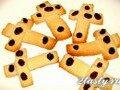 Фото Постное печенье без масла «Кресты»