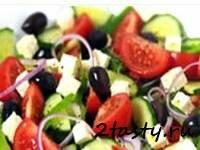 Фото: Греческий салат