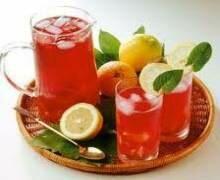 Рецепт Крепкая фруктовая сангрия (фото)