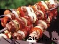 Рецепт Шашлык из свинины в майонезе (фото)