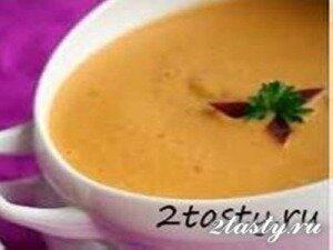 Фото: Суп-пюре из овощей