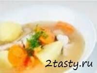 Фото: Суп из салаки