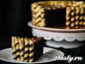 Рецепт Шоколадный торт «Черная магия» (фото)