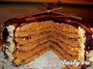 Фото: Тортик «Марс»