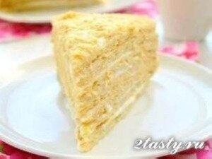 Рецепт Торт «Рыжик» (фото)