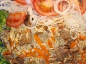 Рецепт Узбекский плов по-домашнему (фото)